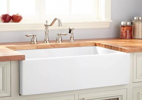tuscany farmhouse apron front 36 single bowl white on farmhouse sink lowest price id=99572