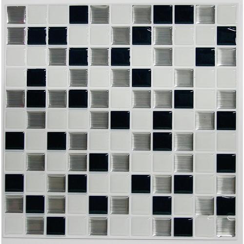 stick mosaic backsplash tiles