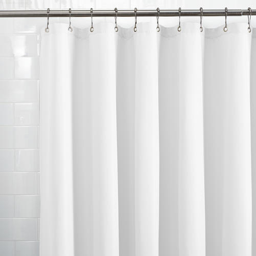 h polyester shower curtain liner