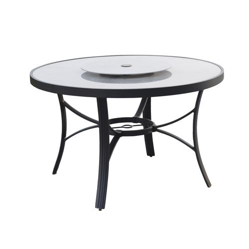 brook bay round dining patio table at