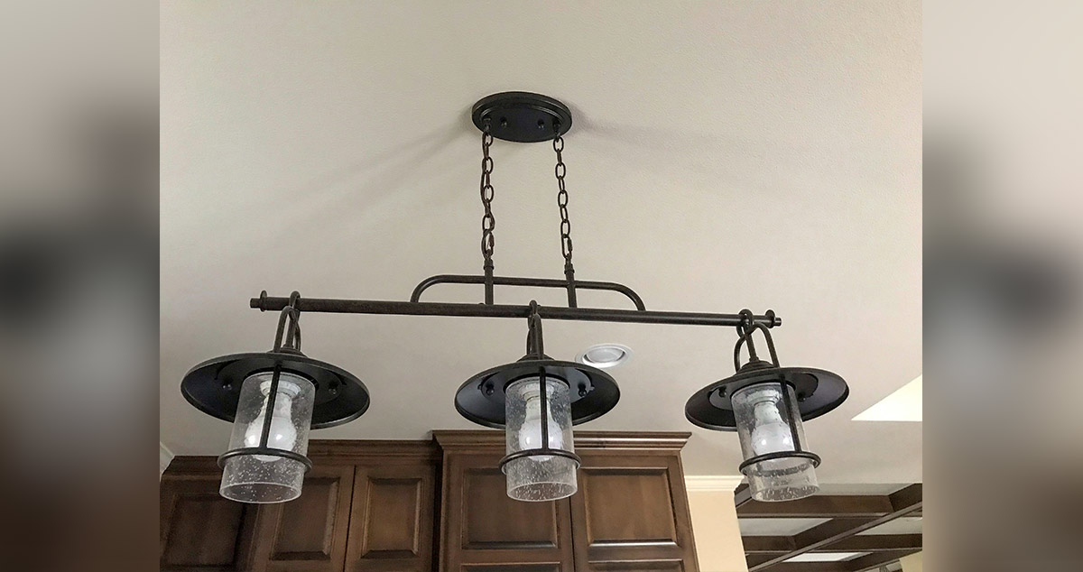 miner collection light fixtures