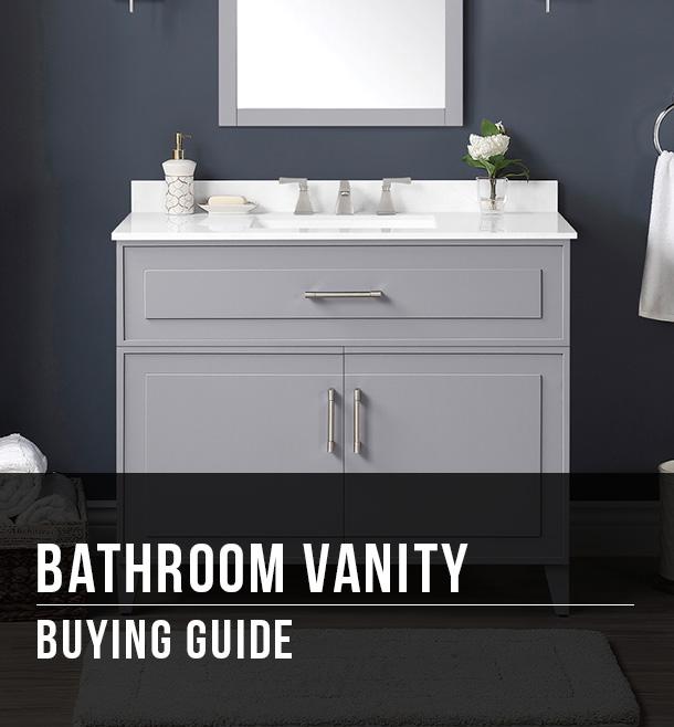 bathroom vanity buying guide at menards
