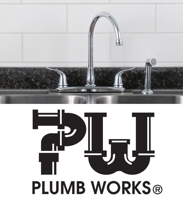 plumb works at menards