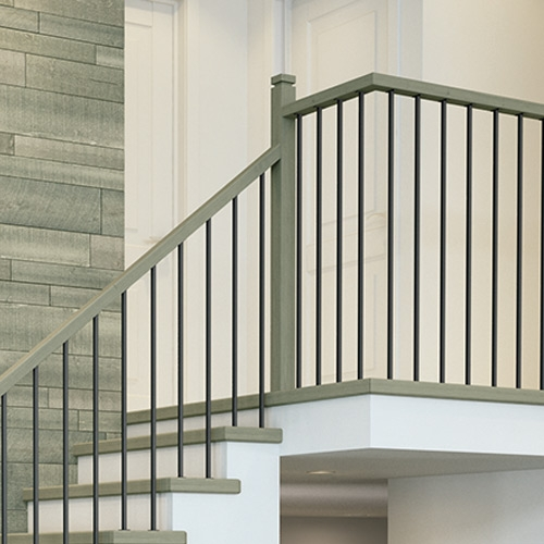 Millwork Staircase Systems Accessories At Menards® | Menards Interior Stair Railing