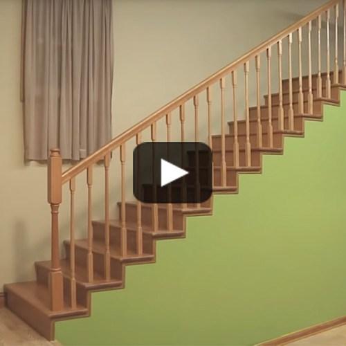 Millwork Staircase Systems Accessories At Menards® | Stair Rails For Sale | Interior | Steel | Iron Rail | Minimalist | Modern