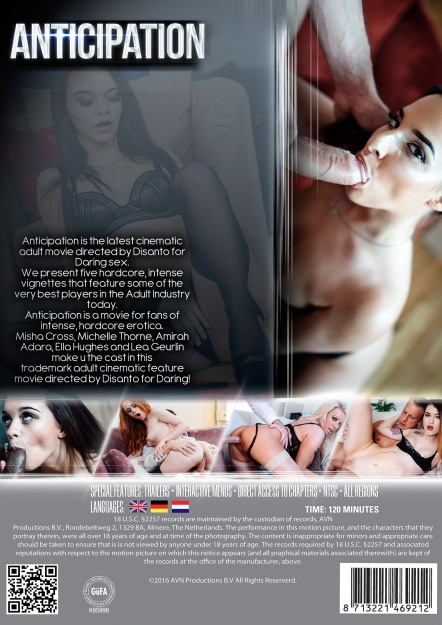 Daring Sex, Amirah Adara, Ella Hughes, Kai Taylor, Lea Guerlin, Luke Hardy, Marc Rose, Max Deeds, Michelle Thorne, Misha Cross, Sensi, Big Dick, Big Tits, Black, Blonde, Blowjob, Brunette, Bubble Butt, College, Cumshot, Cunilingus, Anticipation, latest cinematic, adult movie