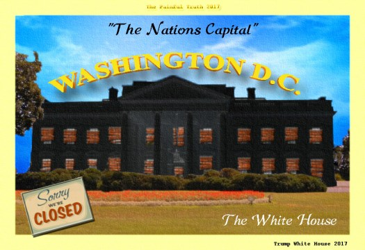Closed for Renovation! Draining the swamp.