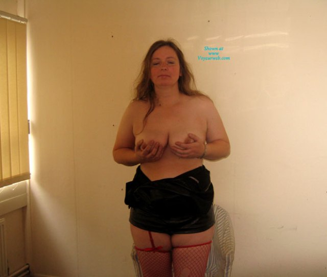 Pic 1 Saucy Sue Massive Breasts After Work