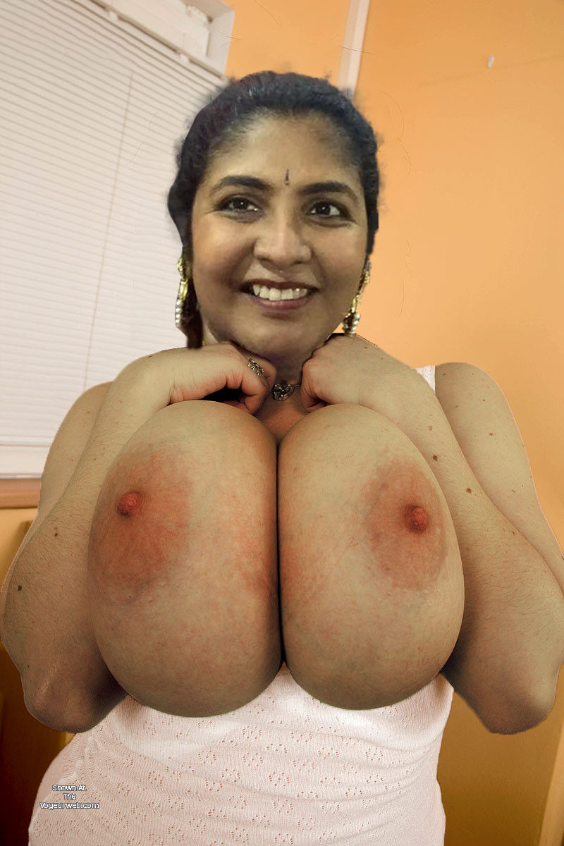 Pic 1 Extremely Large Tits Of A Neighbor Big Tits Indian Milf