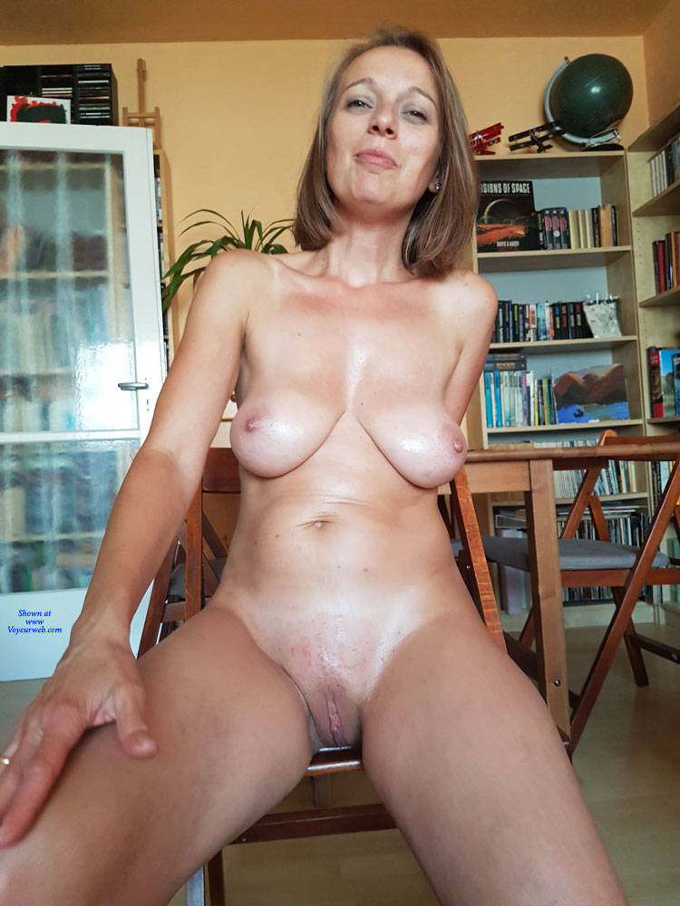 Pic 8 Preparing For A Sexy Party Nude Wives Big Tits Brunette