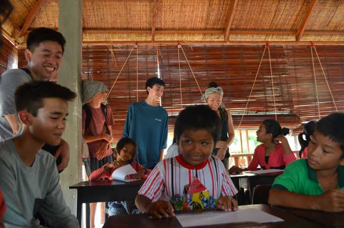 Music was medicine for former Khmer Rouge child soldier