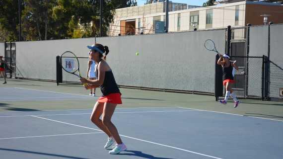 Girls' Tennis falls in CIF State Finals