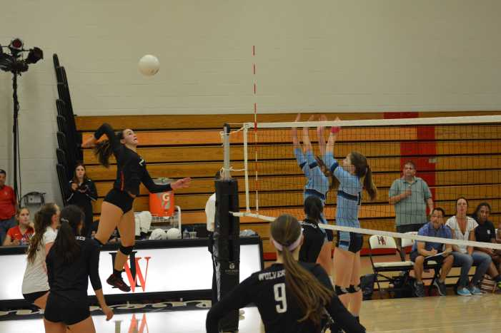 Girls' Volleyball falls in second round of CIF Playoffs