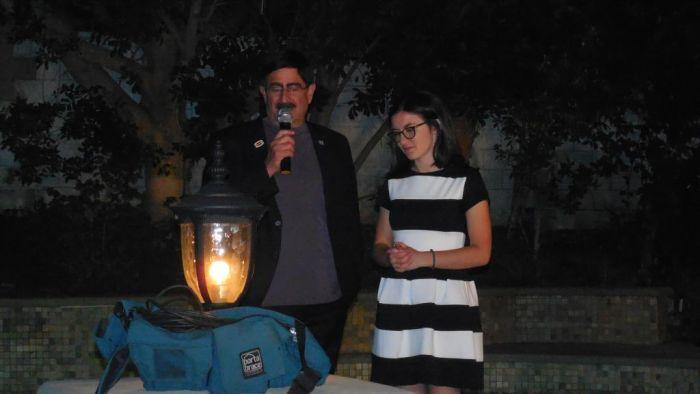 Student holds fundraiser