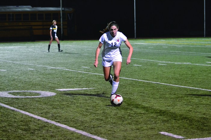 Girls' soccer focuses on bright future
