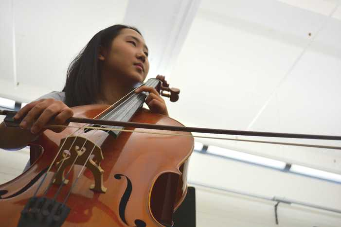 Samantha Yoon '18 playing her way to Carnegie