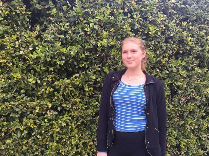 Kate von Mende '18 shares memory of Hurricane Katrina
