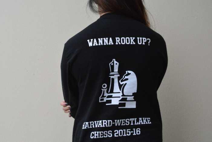 Chess Club sells more than 250 shirts