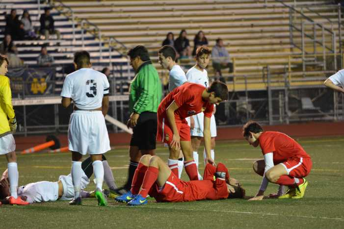 Boys' Soccer off to rough start