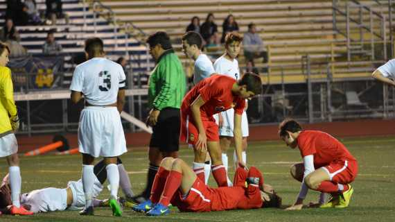 Boys' Soccer off to rough start