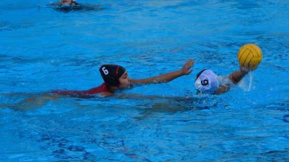 Girls' water polo wins season opener