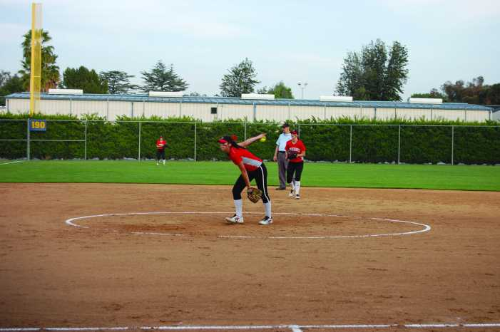 Softball team thrives under new leadership