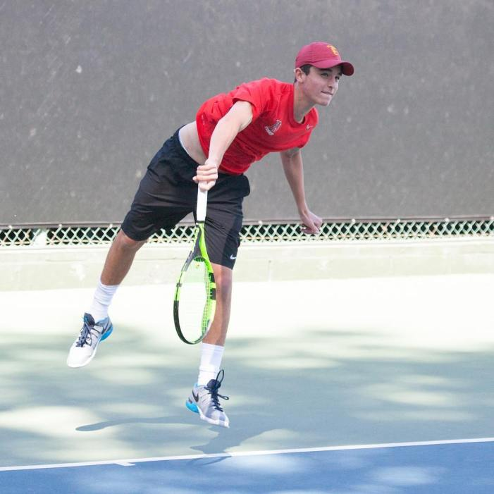 Boys' Tennis recovers from slow start to season