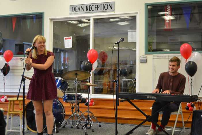 May 26 Final Coffeehouse of 2015-2016
