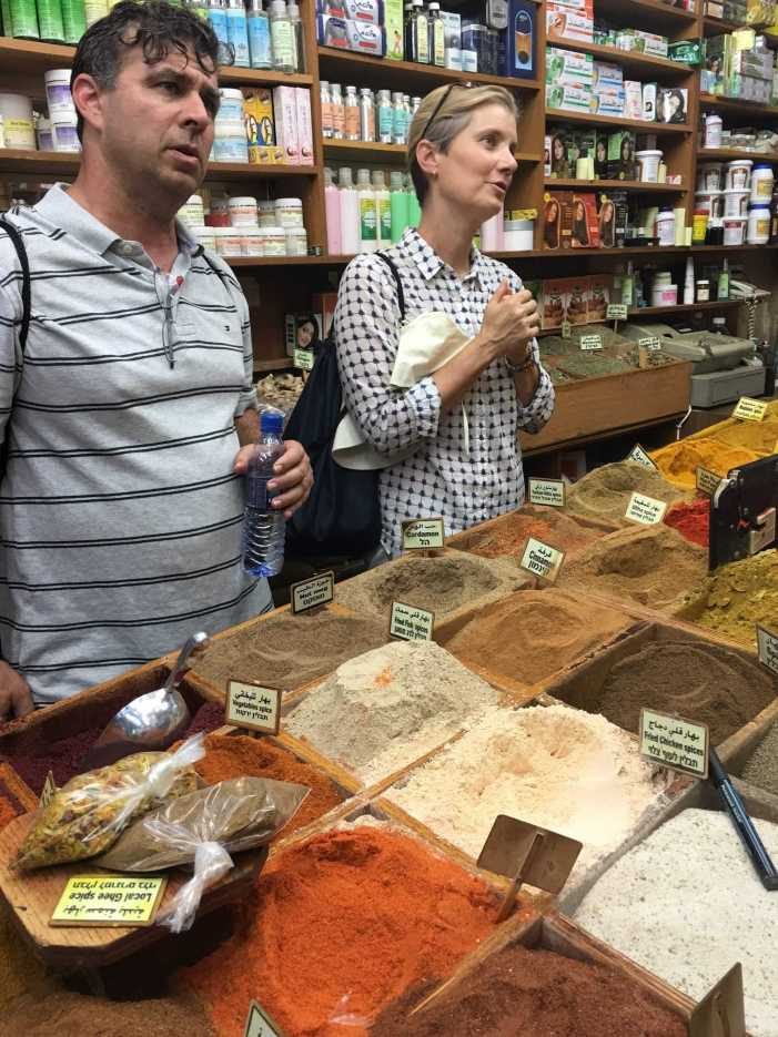 Faculty visits Israel for immersion program