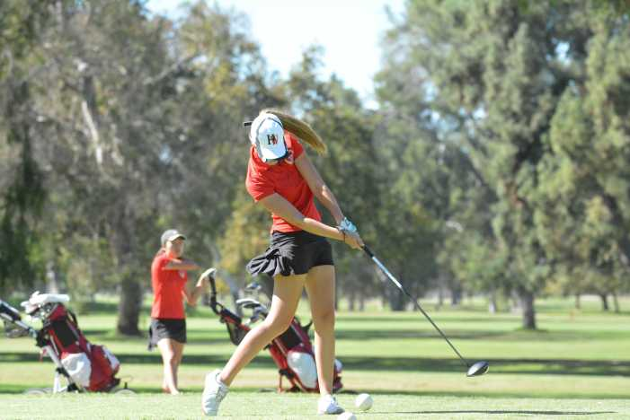 Girls' Golf defeats FHSA in season opener