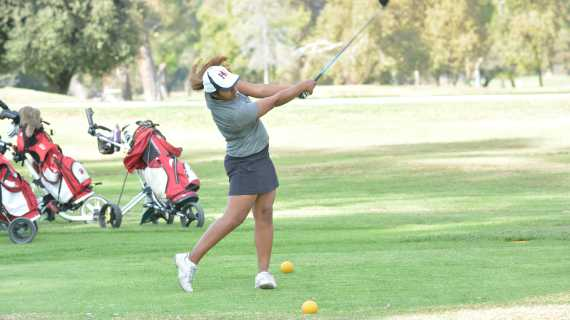 Girls' Golf finishes regular season undefeated