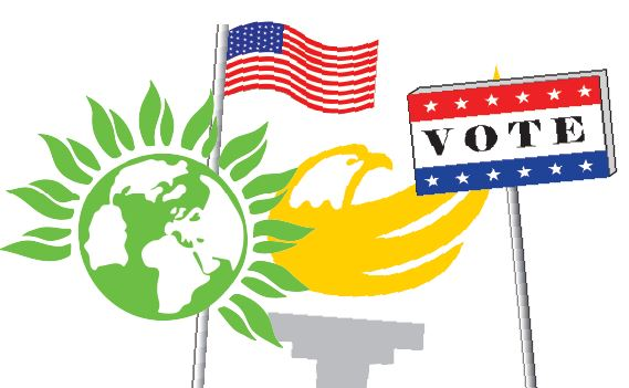 Third Party Or No Party: Third Party Candidates in the Presidential Election