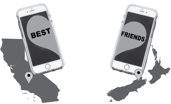 Linking Up: Technology Allows Students to Form Online Friendships