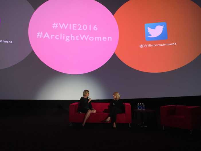 Students attend Women in Entertainment summit