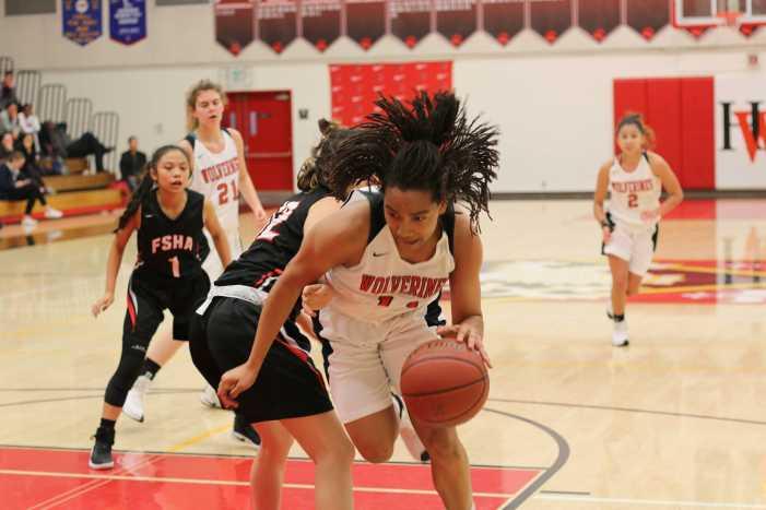 HW Girls Basketball vs FSHA