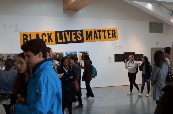 Photography students present 'How Black Lives Matter to Me' project