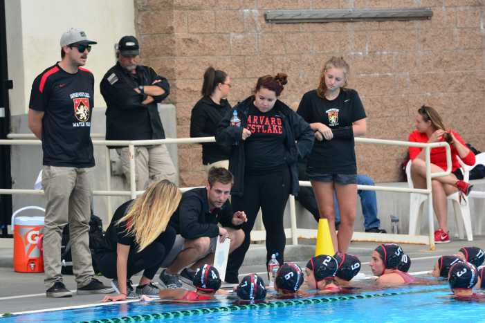Girls' water polo defeats Los Altos to move onto CIF quarterfinals