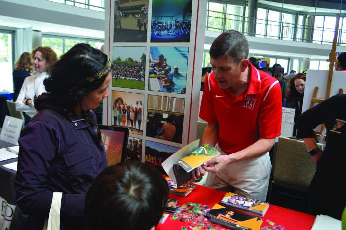 Faculty members promote school's summer programs