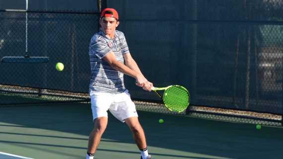 Boys' tennis opens season with 3-0 start