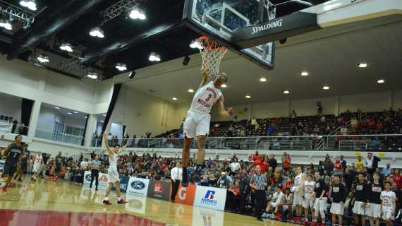 Back for More: Boys' basketball takes home CIF-Southern Section Division 1A title