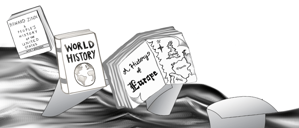 The West is History: Is the History Curriculum Eurocentric?