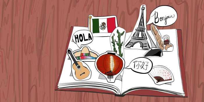 Living Through Language