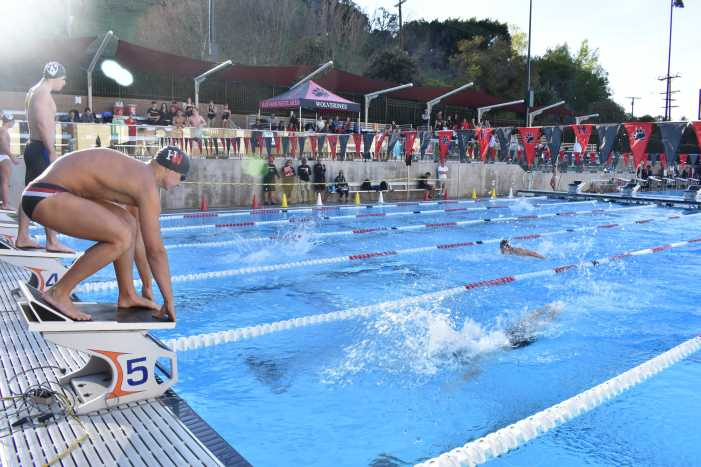 Boys' and Girls' swimming teams begin season with wins