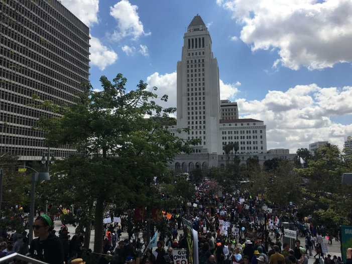 Enough is Enough: Students advocate for gun control at March for Our Lives