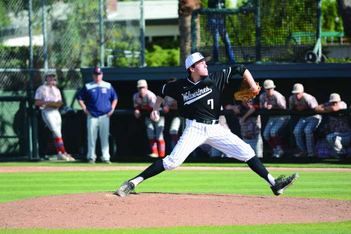 Baseball advances to No. 5 in nation