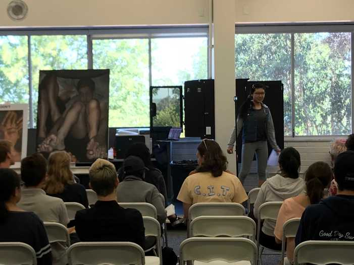 Stone-cutters hosts poetry reading to celebrate magazine release