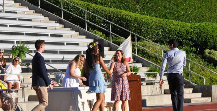 Class of 2019 attends annual ring ceremony