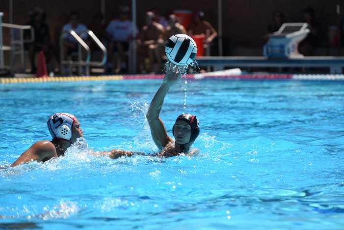 Water polo wins Elite Eight Tournament