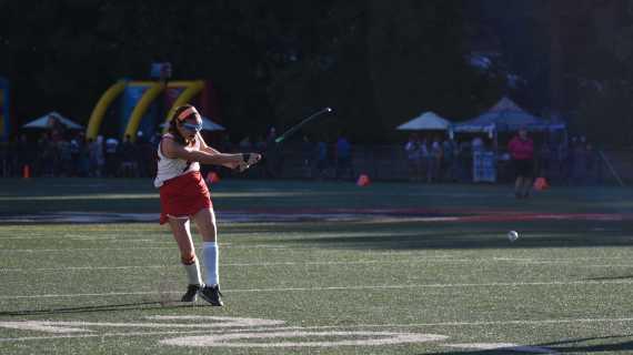 Field Hockey defeats Bonita on Homecoming