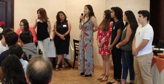 LAHSO speaks about unity at LAPA Family Fiesta